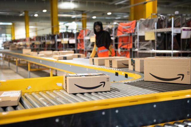 Amazon w obliczu koronawirusa