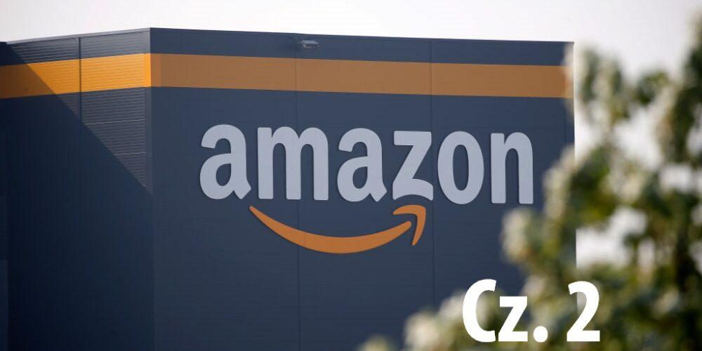 Sprzedaż międzynarodowa na Amazon cz. 2