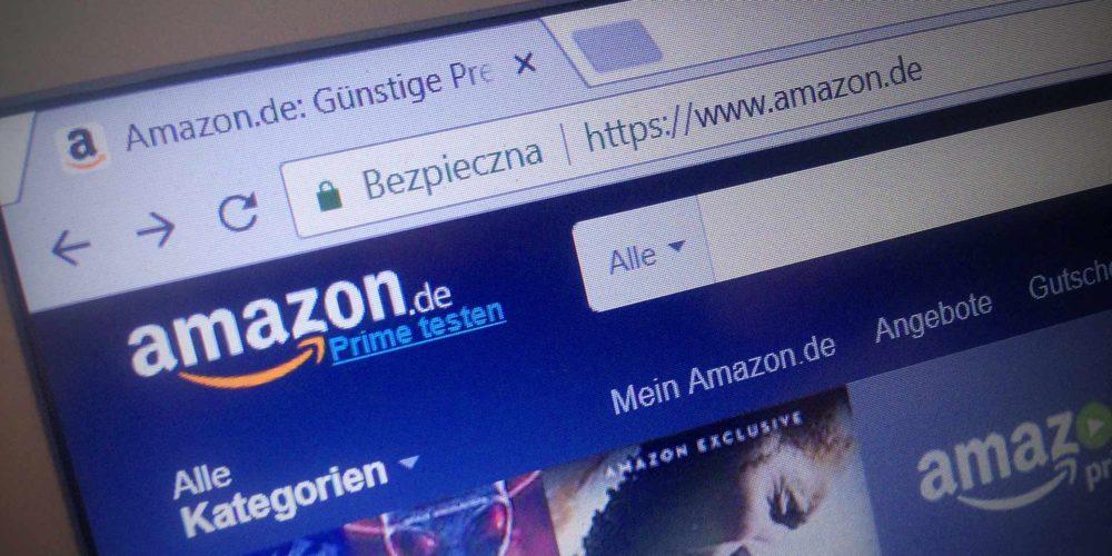 Amazon od kuchni, czyli garść nowych informacji o sprzedaży w Anglii oraz w Niemczech